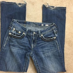 Miss me easy boot jeans- 27